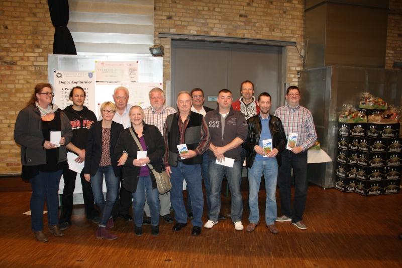 Gewinner der acht Weilke-Kurzreisen